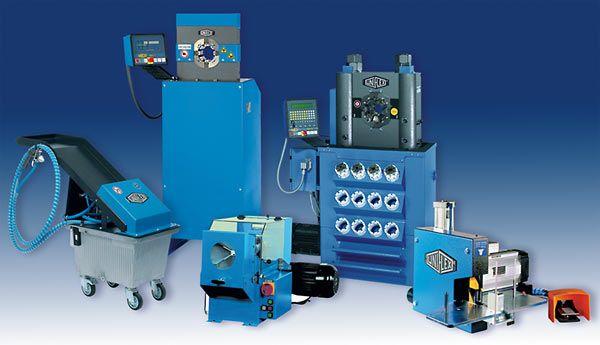 оборудования для изготовления РВД
