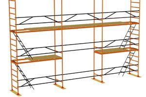 Как организовать бизнес по производству строительных лесов