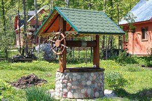 Производство и продажа колодезных домиков: хороший доход при небольших вложениях