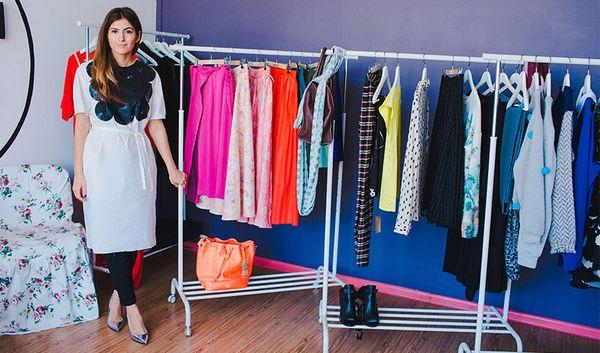 Шоу Рум Женской Одежды