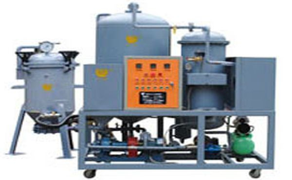 оборудование по переработке отработанного масла