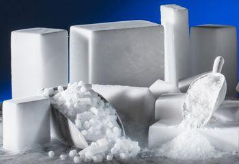 производство сухого льда
