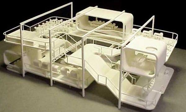 изготовление макетов на 3D принтере