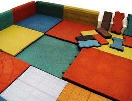 Организация успешного бизнеса на производстве резиновой плитки