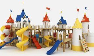 Производство детских площадок: прибыльная ниша для предпринимателя