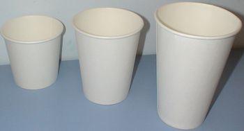 Крафт стаканы для кофе Купить в Москве оптом бумажные