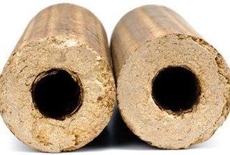 Бизнес на изготовлении брикетов из опилок
