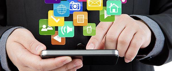 мобильныхе приложения