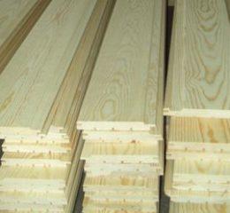 Производство вагонки: бизнес в сфере деревообработки
