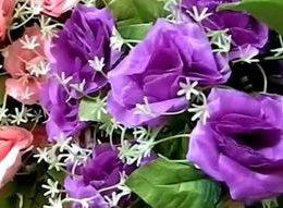 Бизнес на производстве искусственных цветов