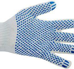Как заработать на производстве х/б перчаток