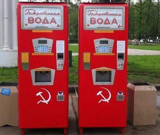 Идея из детства: автомат газированной воды как бизнес