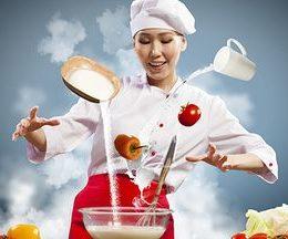 Профессия, которой учатся всю жизнь, или сколько зарабатывает повар
