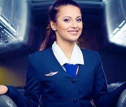 Работа в небе, или сколько зарабатывают стюардессы
