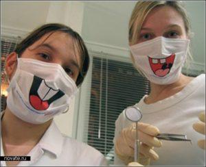детские медицинские маски с рисунком