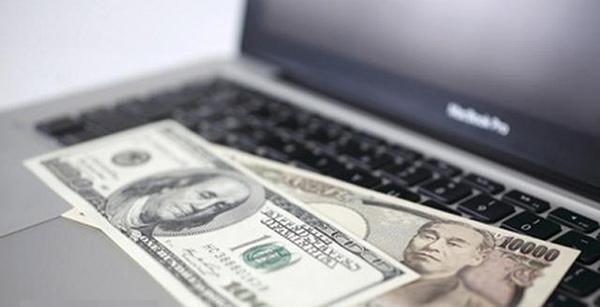 Доллары из интернета