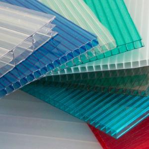 Термостойкий строительный материал - поликарбонат