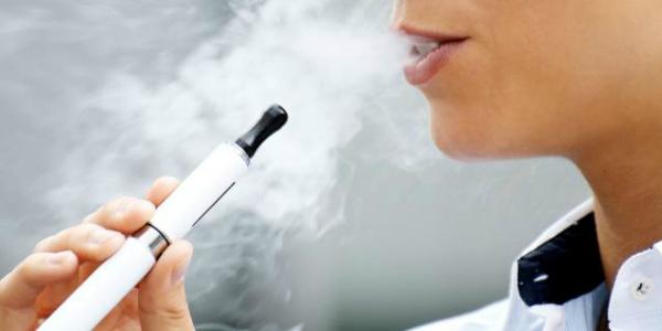 Заправленная жидкость в сигарету