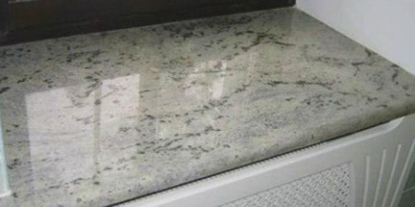 Пример изделия из литьевого мрамора
