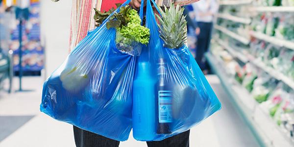 Покупки в пакетах