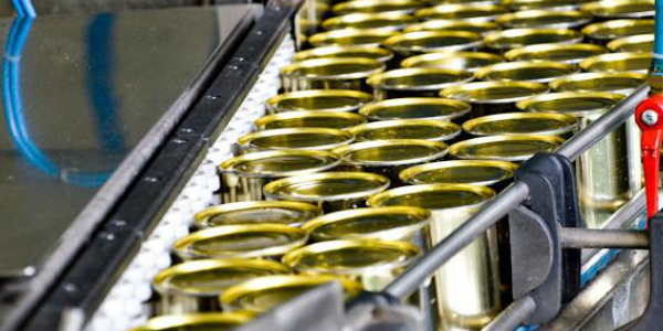 Линия для выпуска готовых консерв