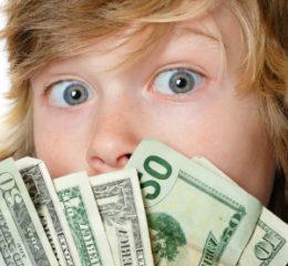 Как накопить деньги школьнику подростку?