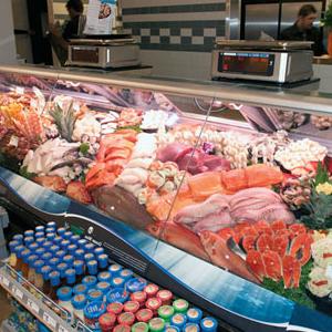 Продажа рыбы и заработок