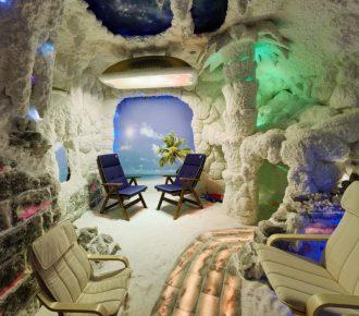 Как открыть соляную пещеру или комнату?