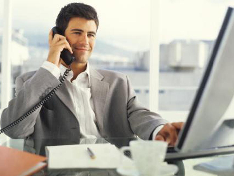 Переговоры по телефону как способ ведения бизнеса без собственных вложений.