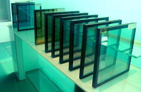 Один из видов стеклопакетов изготовленных на производстве.