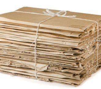Свой бизнес: прием и переработка картона