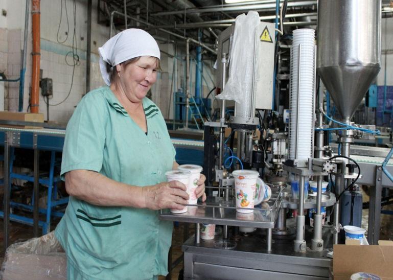 Технология производства йогурта термостатным способом.