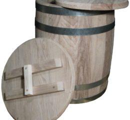 Производство и продажа деревянных бочек как бизнес