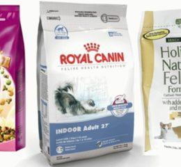 Производство кормов для кошек