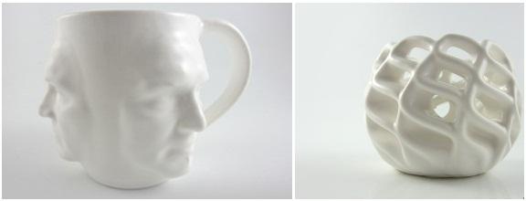Изделия из керамики уникальных форм и свойств