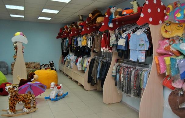 Магазин для одежды