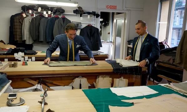 Бизнес план ателье по пошиву и ремонту одежды.