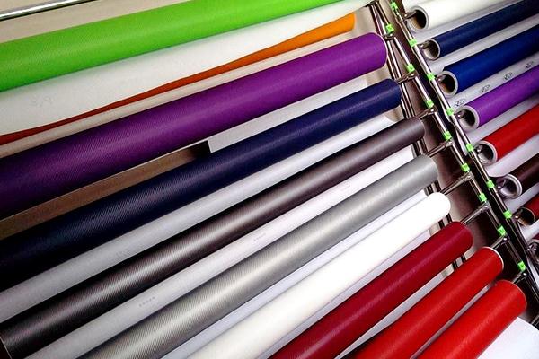 Разнообразніе цвета автовиниловой пленки.
