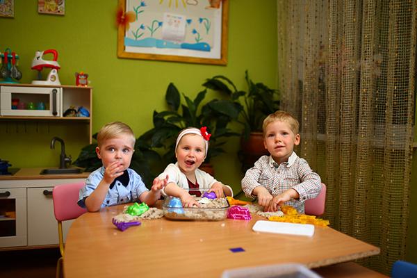 Организация работы в «универсальном» детском клубе.
