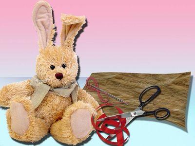 изготовление мягких игрушек