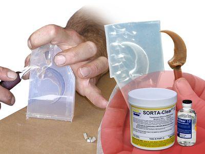литье пластика в силиконовые формы