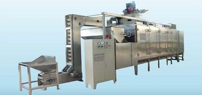 оборудование для производства сухофруктов