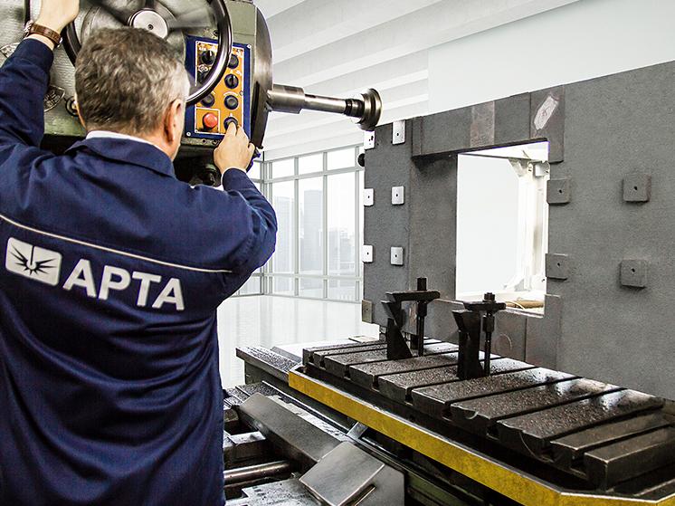 Оборудование АРТА для электроэрозионной обработки металлов.
