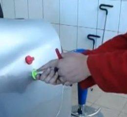 Бизнес на удалении вмятин на автомобиле без покраски своими руками