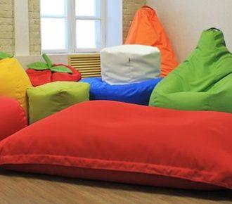 Как открыть производство бескаркасной мебели?