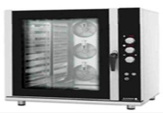 конвекционная печь для пекарни