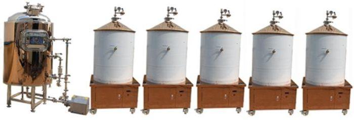оборудование для производства дрожжей