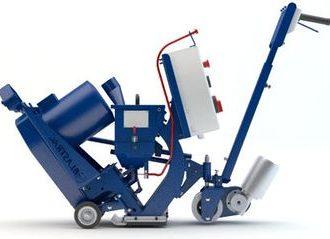 Оборудование для дробеструйной обработки металла