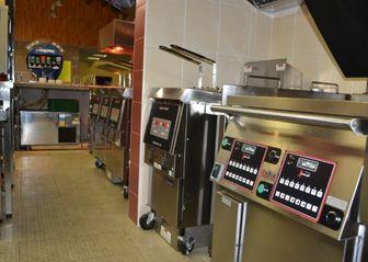 оборудование бургерной