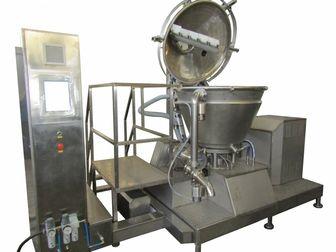 оборудование для плавленного сыра